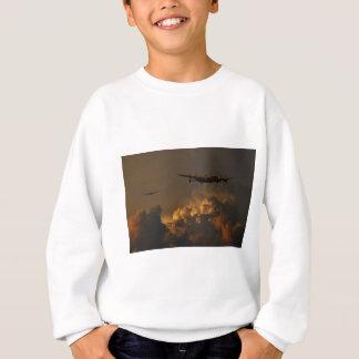 Lancaster bomber STORM Sweatshirt