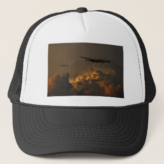 Lancaster bomber STORM Trucker Hat