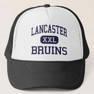Lancaster - Bruins - High - Lancaster Trucker Hat