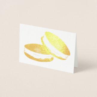 Lancaster PA Pennsylvania Dutch Whoopie Pie Pies Foil Card