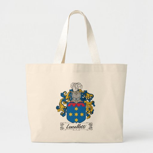 Lancellotti Family Crest Bags