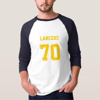 Lancers 1970 t shirts