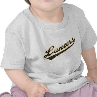 Lancers Script T Shirts