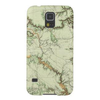Land Classification Map of New Mexico Case For Galaxy S5