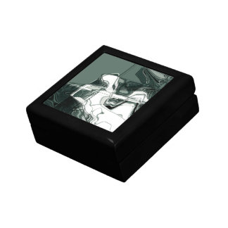 Land Formations Abstract Art Gift Boxes
