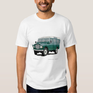 Land Landy Rover Car Classic Vintage Hiking Duck Tees