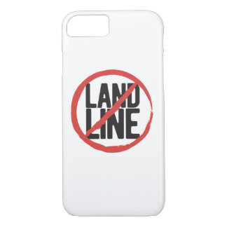 Land Line Case-Mate iPhone Case