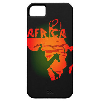 LAND OF AFRICA iPhone 5 COVER