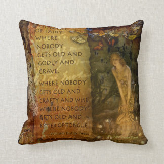 Land Of Fairy MoJo Pillow