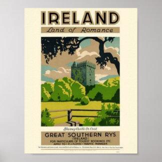 Land of Ireland Poster