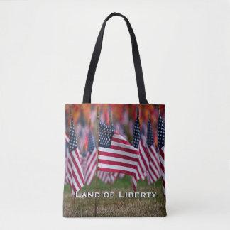 Land of Liberty Tote Bag