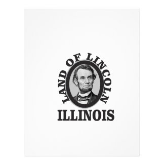 land of lincoln portrait letterhead