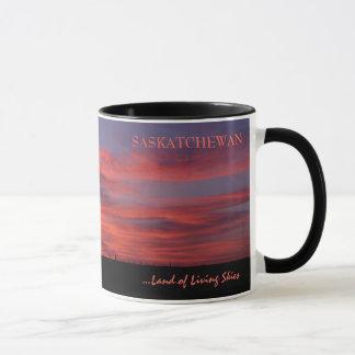 Land of Living Skies Coffee Mug