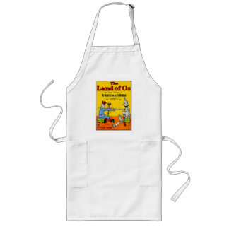 Land Of Oz Long Apron
