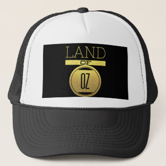Land of Oz Trucker Hat