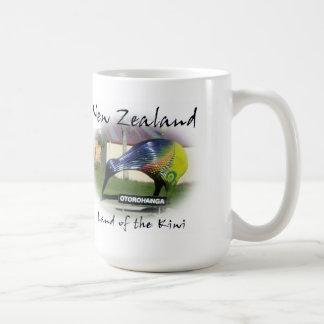 Land of the Kiwi mug