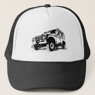 Land Rover 110 Trucker Hat