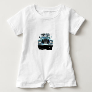 Land Rover Baby Romper