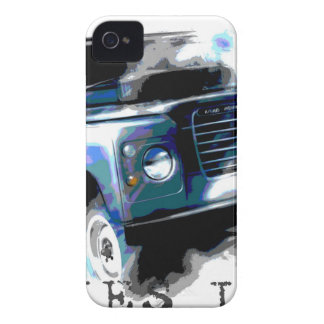 Land Rover iPhone 4 Case-Mate Cases