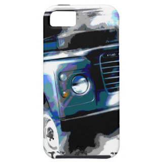 Land Rover iPhone 5 Cases