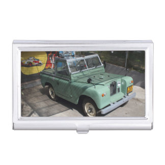 Land Rover Series II SWB Business Card Holders