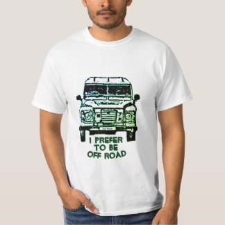 Land Rover Series T-Shirt