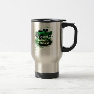 Land Rover Travel Mug
