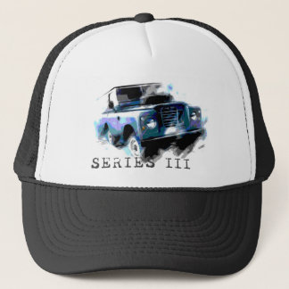 Land Rover Trucker Hat