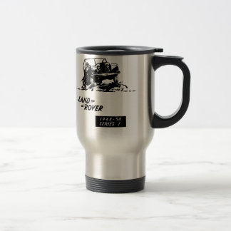 Land Rover Vintage series 1 Travel Mug