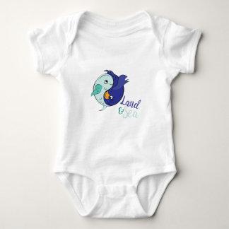 Land & Sea Baby Bodysuit