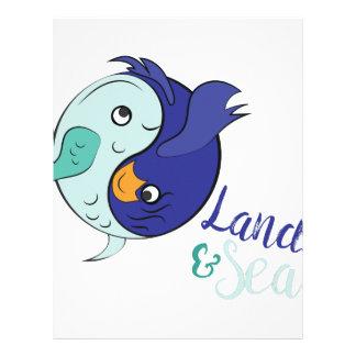 Land & Sea Letterhead