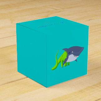 Land Shark Drink Recipe Wedding Favor Box