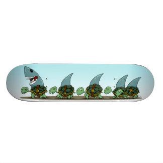 Land Sharks Skateboard