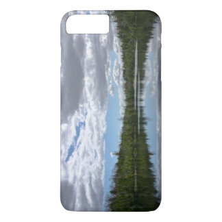 Land, water and sky iPhone 7 plus case