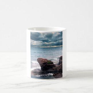Land Water Sky Coffee Mug