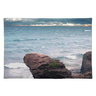 Land Water Sky Placemat