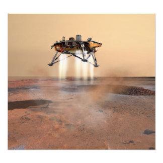 Lander 2 de Phoenix Mars Photographe