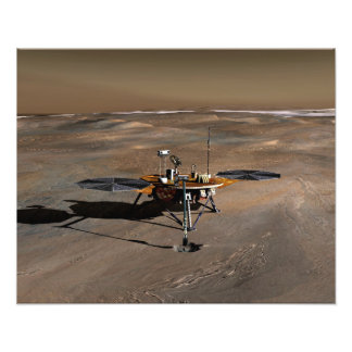Lander 4 de Phoenix Mars Photographe