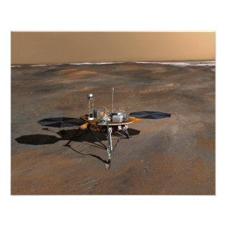 Lander 5 de Phoenix Mars Photographie