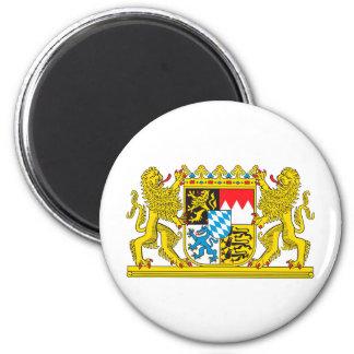 Landeswappen Bavarian Magnet