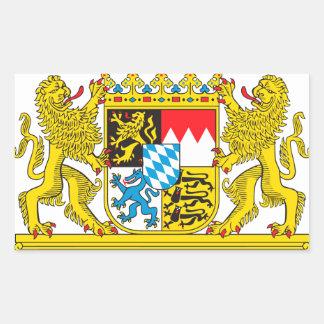 Landeswappen Bavarian Sticker
