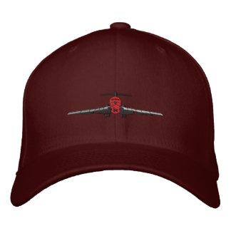 Landing Airliner Embroidered Hat