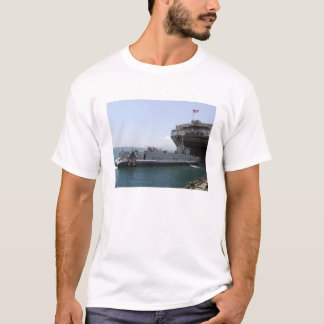 Landing Craft Utility moving into position T-Shirt