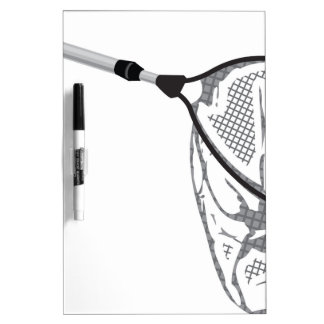 Landing fishing net vector illustration clip-art dry erase board
