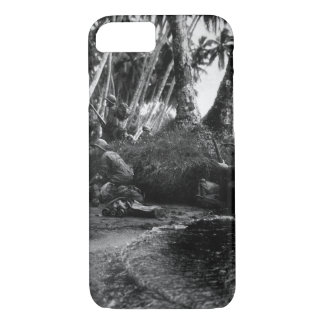 Landing operations on Redova Island_War Image iPhone 7 Case