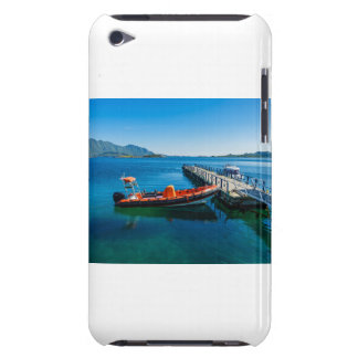 Landing stag and speed boat barely there iPod case