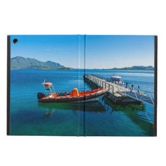 Landing stag and speed boat case for iPad air