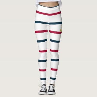 landlord nautical leggings