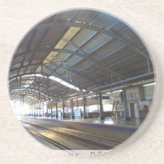 Landmark Landscapes AWESOME DELHI METRO Railway Beverage Coaster