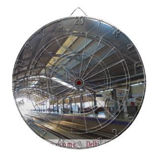 Landmark Landscapes AWESOME DELHI METRO Railway Dartboard